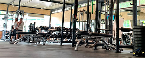 Club Delfos noves instal·lacions
